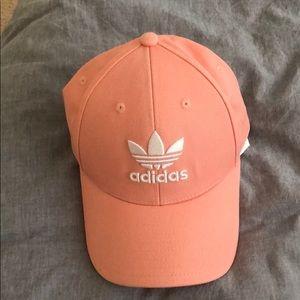 Adidas Hat  Peach